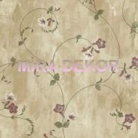 ARS26091  Çiçek Desenli Lüks Amerika Duvar Kağıdı