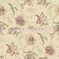 ARA135710  Çiçekli  Lüks Amerika Duvar Kağıdı