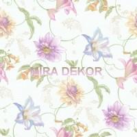 ARA13574  Çiçekli  Lüks Amerika Duvar Kağıdı