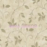 ARA97625  Çiçek Desenli Lüks Amerika Duvar Kağıdı
