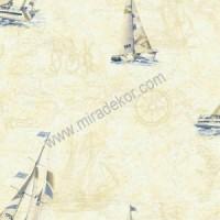 DLR47502 Yelkenli Duvar Kağıdı