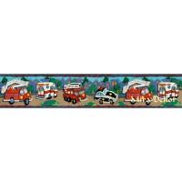 CK83131B * Stokta Var* oyuncak arabalı bordür