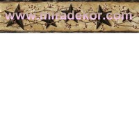 FFR65362B COUNTRY AMERİKA DUVAR BORDÜRÜ