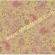 GIR360010 çiçek desenli duvar kağıdı