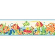 GIR94192B balıklı duvar bordürü