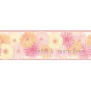 HAS83242B Çiçekli Duvar Bordürü