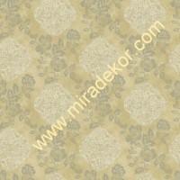 QE14123 modern çiçekli LÜKS AMERİKA duvar kağıdı