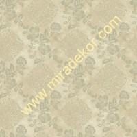 QE14125 modern çiçekli LÜKS AMERİKA duvar kağıdı