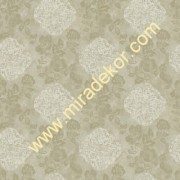 QE14126 modern çiçekli LÜKS AMERİKA duvar kağıdı