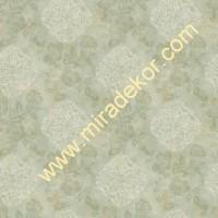 QE14128 modern çiçekli LÜKS AMERİKA duvar kağıdı