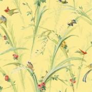 QE19322 Kuşlu Duvar Kağıdı